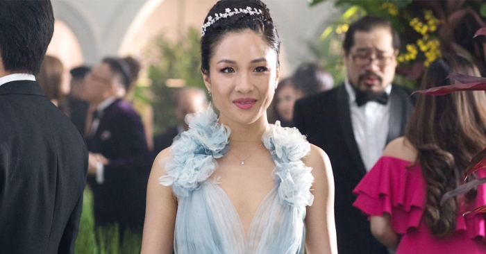 ve dep dam chat a dong cua nu chinh crazy rich asians