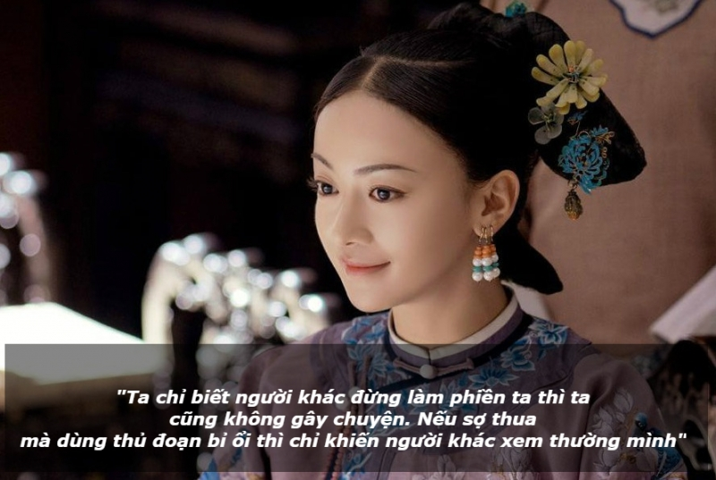 triet ly song kieu hanh cua nguy anh lac trong dien hi cong luoc