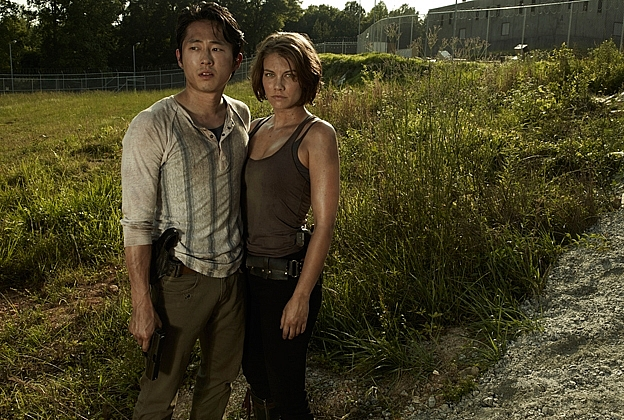 sau andrew lincoln lauren cohan tiet lo ly do roi the walking dead