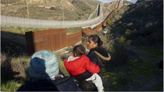 biên giới Mỹ - Mexico