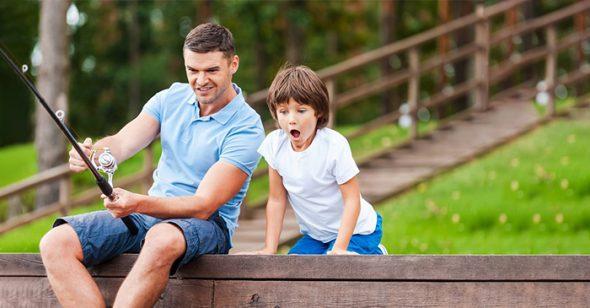 Nghiên cứu của Anh chỉ ra rằng: Con ở cùng bố càng nhiều, chỉ số thông minh càng cao