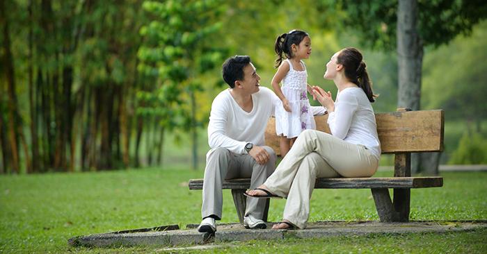 Hãy kiên nhẫn đợi con cái nói xong, đó là sự tu dưỡng tốt nhất của cha mẹ!