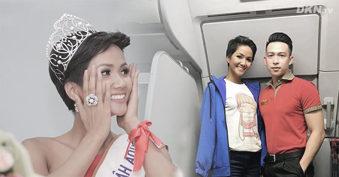 Hoa hậu, chiếc áo 40 nghìn và câu chuyện về xiêm y