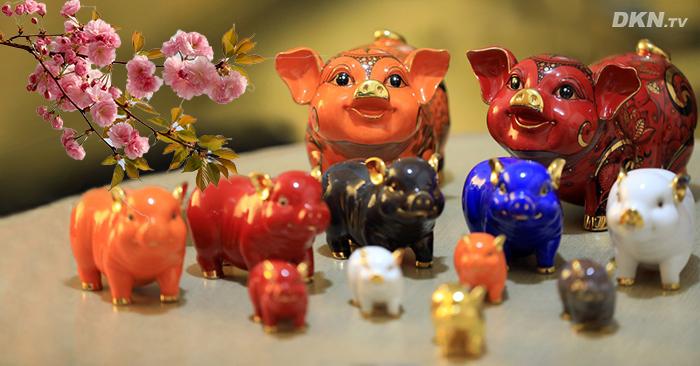 Tết năm Hợi nói chuyện Lợn