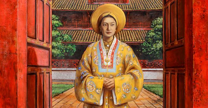 Hai vị hoàng hậu nhân đức thời nhà Trần: Yêu con vợ thứ như con ruột, không truy lỗi kẻ ám hại mình