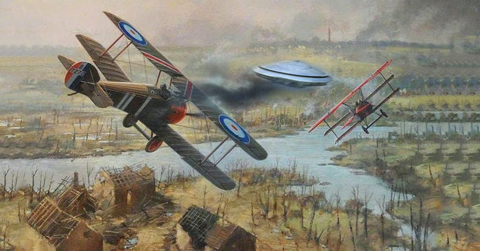 Red Baron thế chiến