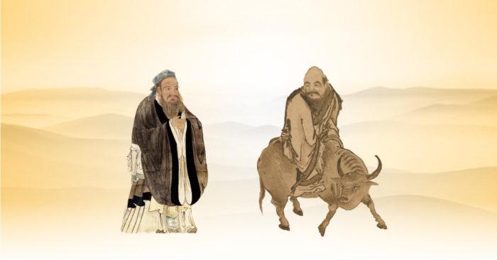 Cuộc hội ngộ ẩn chứa trí huệ ngàn năm giữa Lão Tử và Khổng Tử