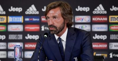 Juventus bổ nhiệm Pirlo làm HLV thay cho Sarri