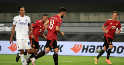 Man United, Inter Milan nhọc nhằn vào bán kết Europa League