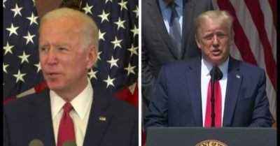 Vài nét về cuộc tranh luận Tổng thống đầu tiên giữa Donald Trump và Joe Biden