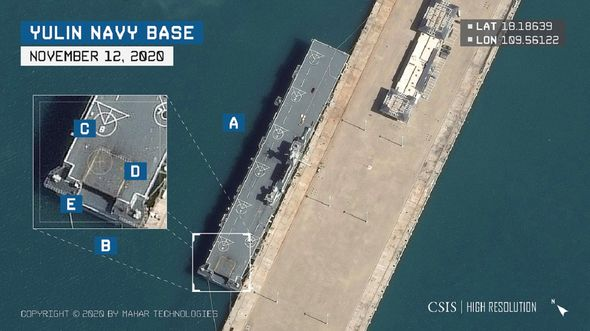 Yulin Navy Base