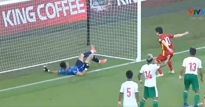 Video: Việt Nam chiến thắng Indonesia 4-0