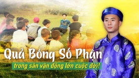 "Cầu thủ Ngọc Anh: ""Quả bóng số phận trong sân vận động lớn cuộc đời!"