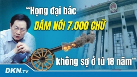 Bản án nặng nề của Nhậm Chí Cường phải chăng là đòn trả thù của Tập Cận Bình