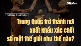Trung Quốc trở thành nơi xuất khẩu xác chết số một thế giới như thế nào?